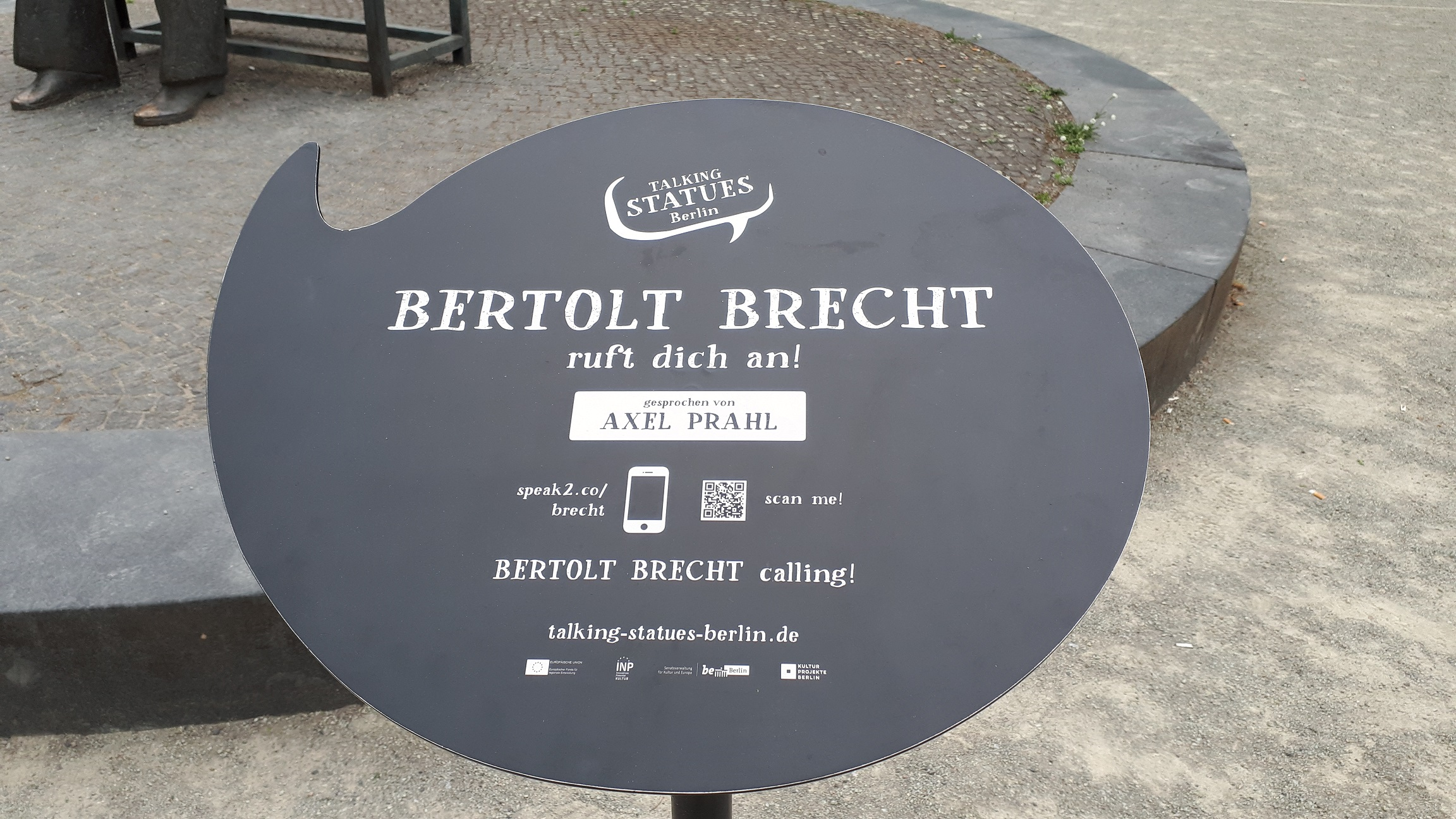 BE Berliner Ensemble - Brecht (3)