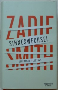 Zadie Smith - Sinneswechsel