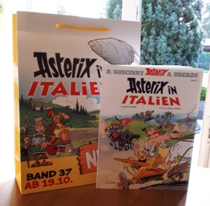 Asterix in Italien (1)