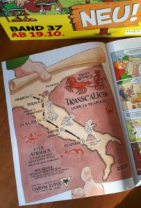 Asterix in Italien (3)