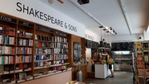 Shakespeare & Sons (3)