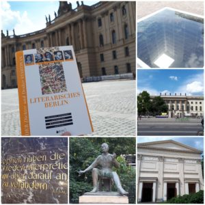 Literarisches Berlin - Collage (2)