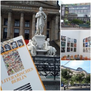 Literarisches Berlin - Collage (4)