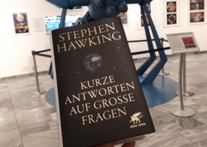 Cover Stephen Hawking